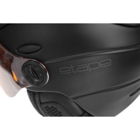 Unisex lyžařská přilba s visorem - Etape COMP PRO - 4