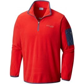 Columbia TITAN PASS 1.0 HALF ZIP FLEECE - Hanorac de bărbați