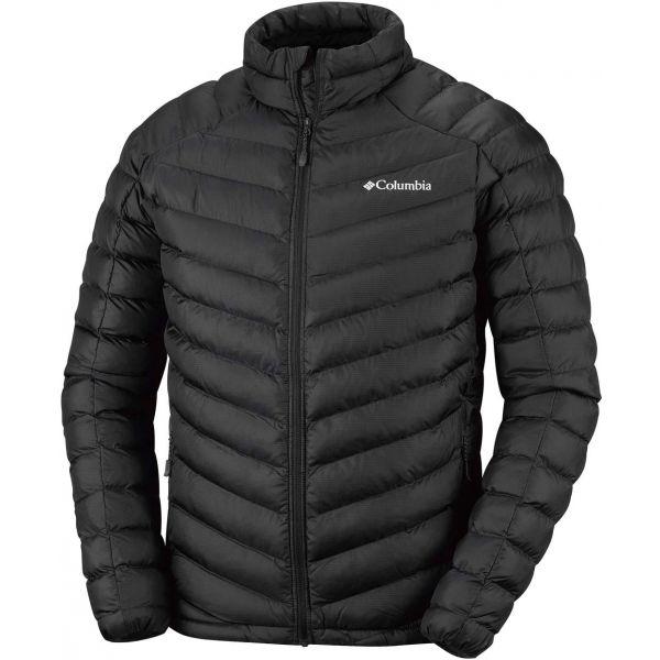 Columbia HORIZON EXPLORER JACKET černá XXL - Pánská zateplená bunda