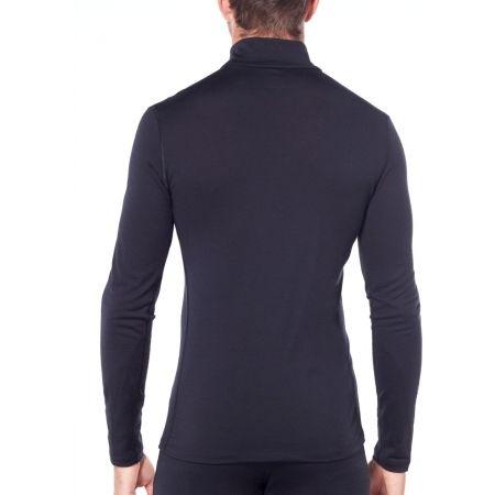 Men's functional T-shirt - Icebreaker OASIS LS HALF ZIP - 5