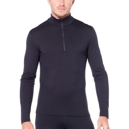 Men's functional T-shirt - Icebreaker OASIS LS HALF ZIP - 6