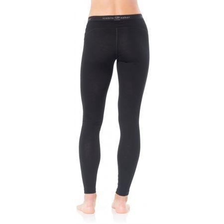 Women's functional underpants - Icebreaker OASIS LEGGINGS - 2