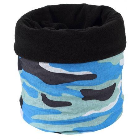 Finmark MULTIFUNCTIONAL SCARF - Children's scarf