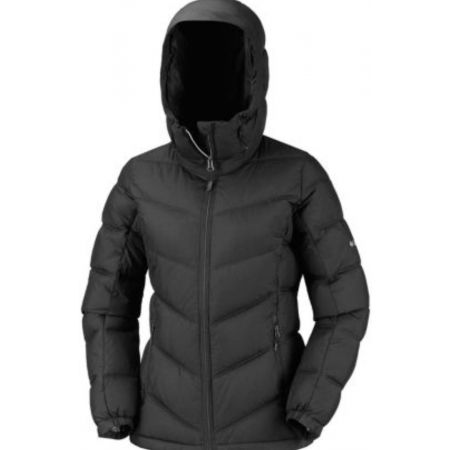 Pike Lake Columbia Womens Hooded Jacket