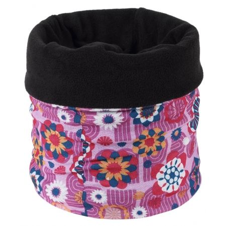 Dětský šátek - Finmark MULT.ŠÁTEK DĚTSKÝ S FLÍSEM
