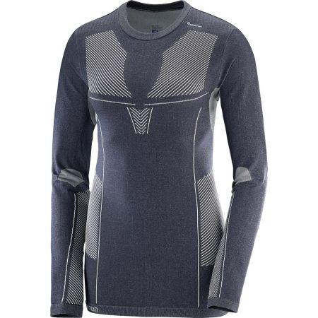 Women's functional T-shirt - Salomon PRIMO WARM LS CN TEE W - 1