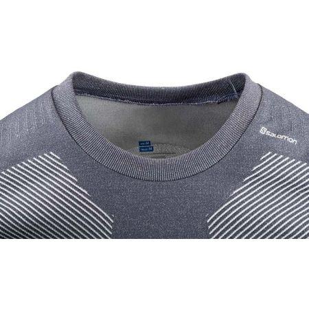 Women's functional T-shirt - Salomon PRIMO WARM LS CN TEE W - 4