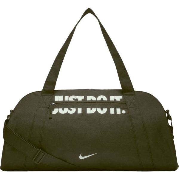 Nike GYM CLUB TRAINING DUFFEL BAG tmavo zelená  - Dámska športová taška