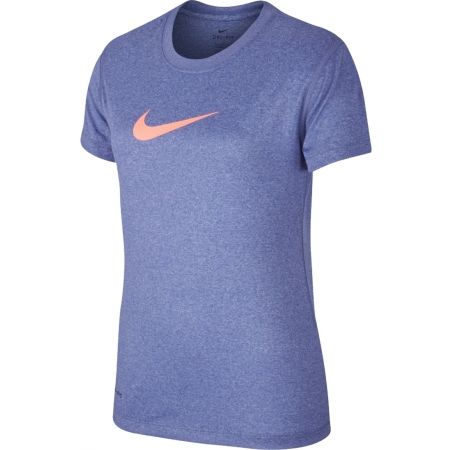 Dívčí sportovní triko - Nike LEGEND SS TOP YTH - 1