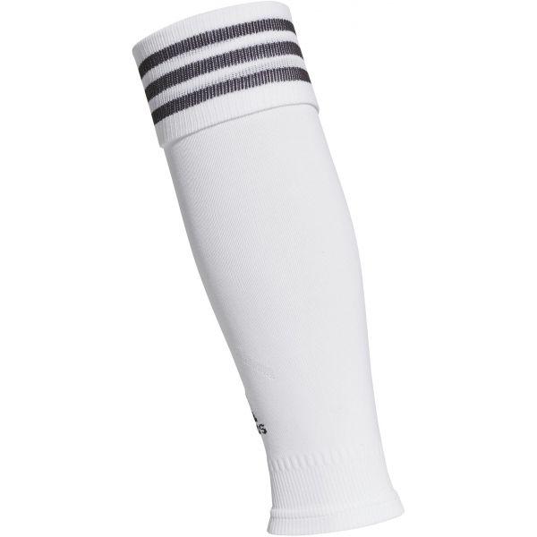 adidas TEAM SLEEVE 18 biela 46-48 - Pánske štulpne