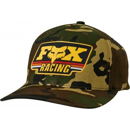Men's baseball cap - Fox THROWBACK110 SNAPBACK