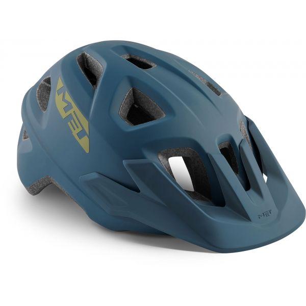 Met ECHO kék (57 - 60) - Kerékpáros bukósisak