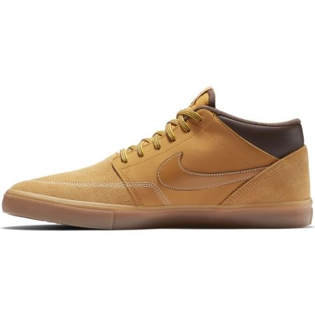 Pánska voľnočasová obuv - Nike SB PORTMORE II SOLARSOFT MID - 2