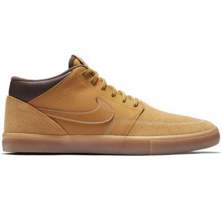Pánska voľnočasová obuv - Nike SB PORTMORE II SOLARSOFT MID - 1