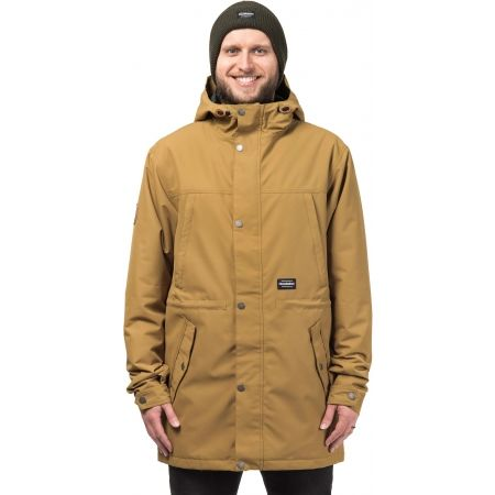 Horsefeathers PORKER JACKET - Pánska zimná bunda