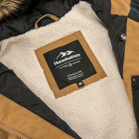 Дамско софтшелово яке за ски - Horsefeathers POPPY JACKET - 3