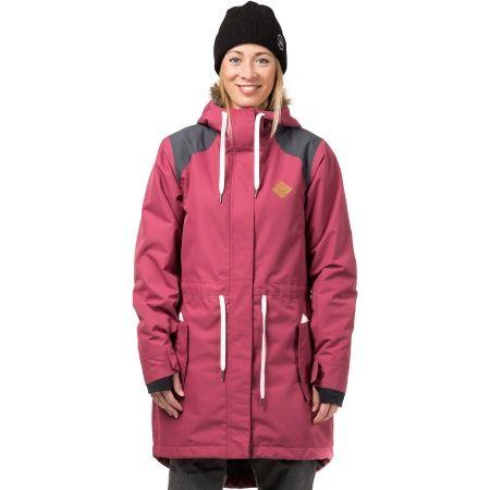 Horsefeathers POPPY JACKET - Dámská lyžařská/snowboardová bunda