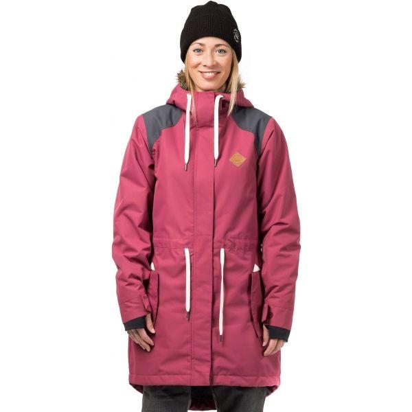 Horsefeathers POPPY JACKET - Dámska lyžiarska/snowboardová bunda