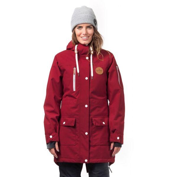 Horsefeathers GETTY JACKET - Dámska lyžiarska/snowboardová bunda