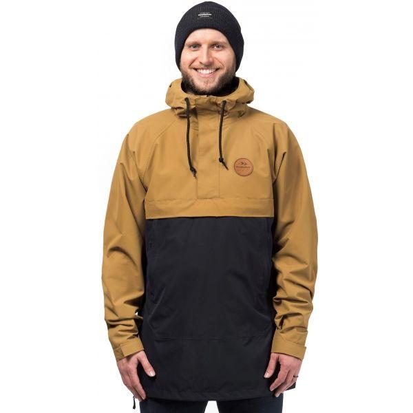 Horsefeathers FOKKER JACKET - Pánska lyžiarska/snowboardová bunda