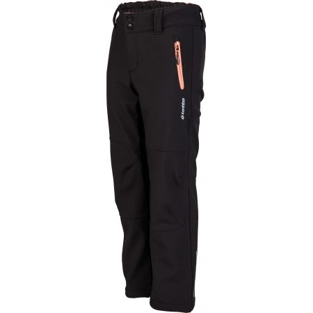 Софтшелови панталони за момичета - Lotto DAREK - 1