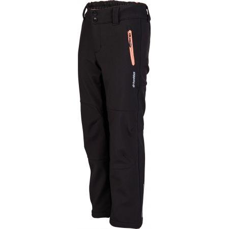 Dívčí softshellové kalhoty - Lotto DAREK - 1