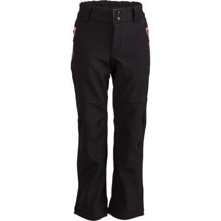 Софтшелови панталони за момичета - Lotto DAREK - 2