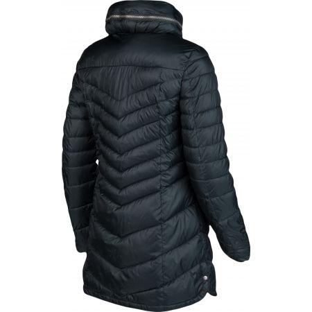 Dámsky kabát - Lotto IZA IV LONG JACKET PAD W - 3