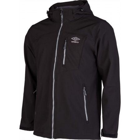 Pánská softshellová bunda - Umbro BILL - 2