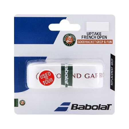 Tennis grip - Babolat UPTAKE FRENCH OPEN X1