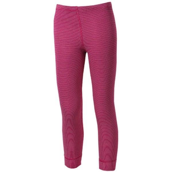 Progress MS SDND różowy 164 - Spodnie termoaktywne dziecięce