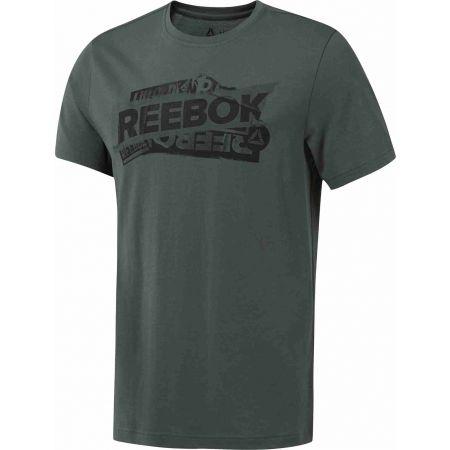 Pánské triko - Reebok M OPP - 1