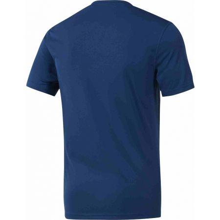 Tricou de bărbați - Reebok WORKOUT READY GRAPHIC SMU TOP - 2