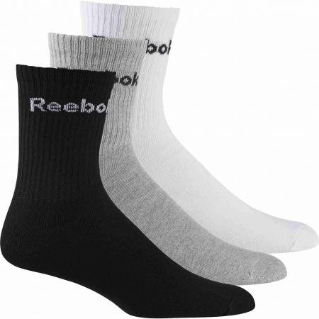 Ponožky - Reebok ROYAL UNISEX CREW SOCKS - 2