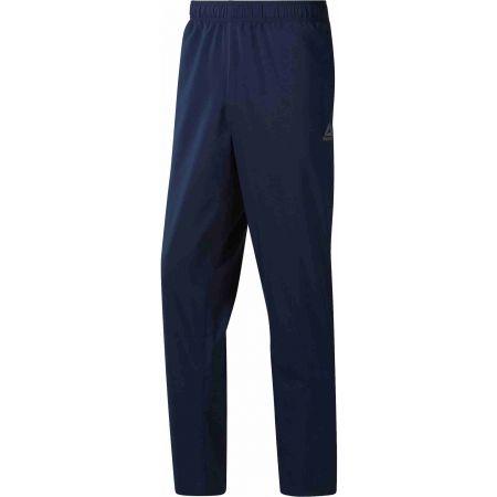 Pantaloni trening bărbați - Reebok ELEMENTS WOVEN UNLINED PANT - 1