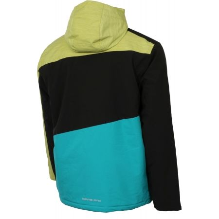 Men's ski jacket - ALPINE PRO PHYT 2 - 2