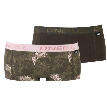 Dámské spodní kalhotky - O'Neill HIPSTER WITH DESIGN 2-PACK - 1