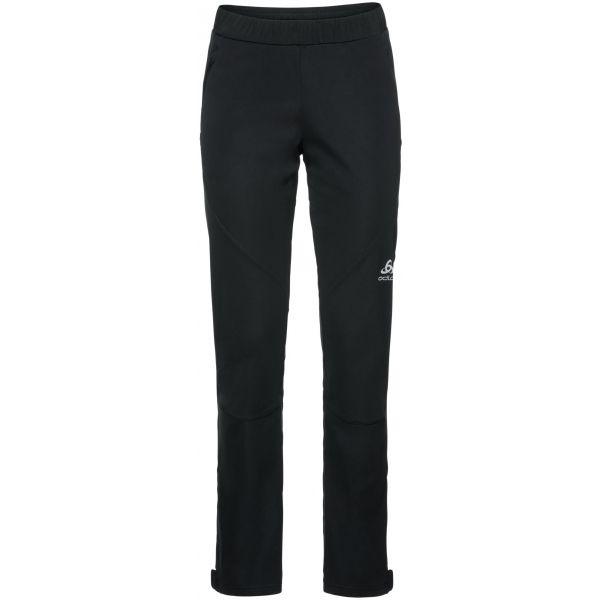 Odlo AEOLUS PANTS W černá XL - Dámské kalhoty na běžky