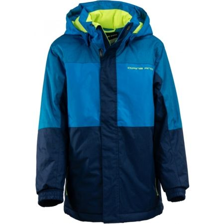 Kids' skiing jacket - ALPINE PRO FINKO 2 - 1