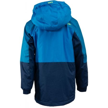 Kids' skiing jacket - ALPINE PRO FINKO 2 - 2