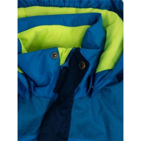 Kids' skiing jacket - ALPINE PRO FINKO 2 - 9