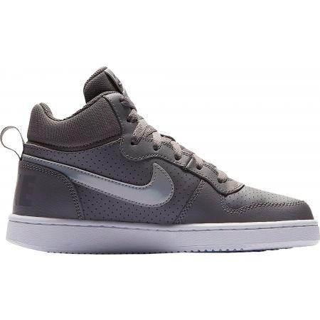 Nike COURT BOROUGH MID GS - Încălțăminte casual copii