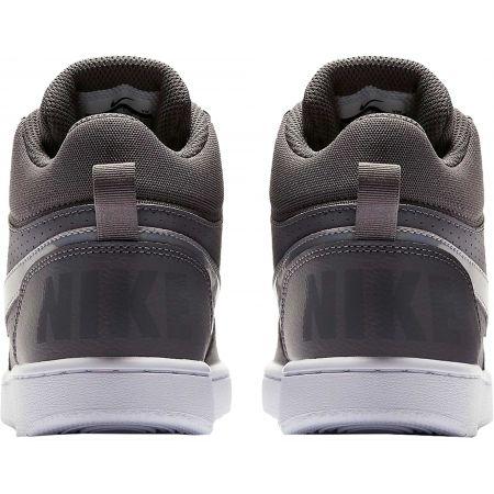 Dětské volnočasové boty - Nike COURT BOROUGH MID GS - 5
