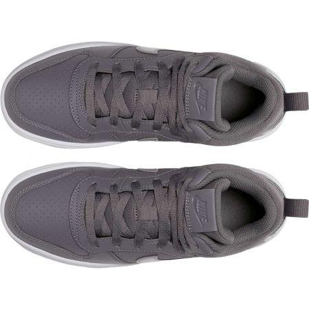 Dětské volnočasové boty - Nike COURT BOROUGH MID GS - 3