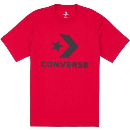 Converse STAR CHEVRON TEE - Pánske tričko