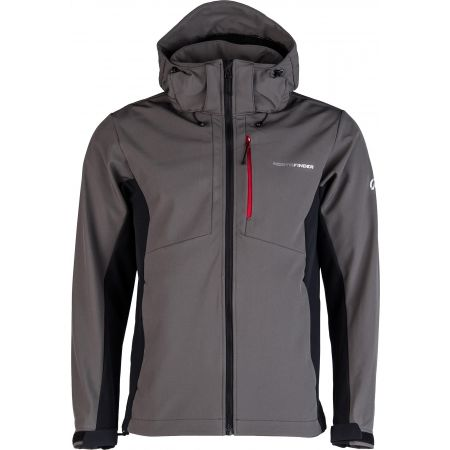 Men's softshell jacket - Northfinder KENTAN - 2