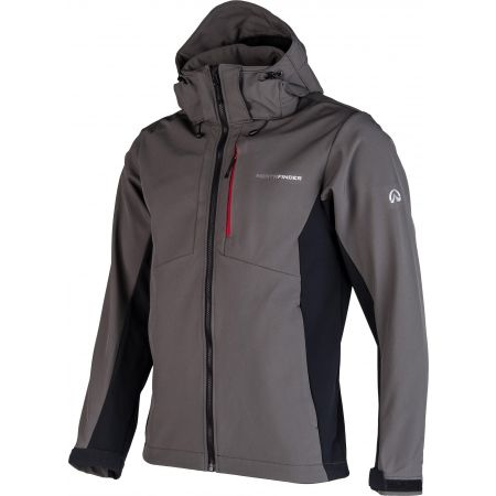 Men's softshell jacket - Northfinder KENTAN - 3