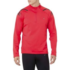 Asics ICON WINTER LS 1/2 ZIP TOP - Tricou sport bărbați