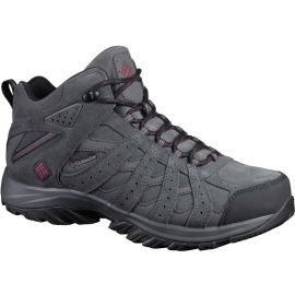 Columbia CANYON POINT MID LEATHER OMNI TECH - Încălțăminte trekking bărbați