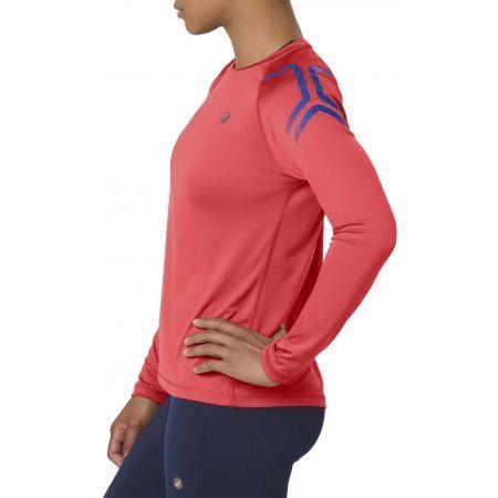 Dámske športové tričko - Asics ICON LS 1/2 W - 3